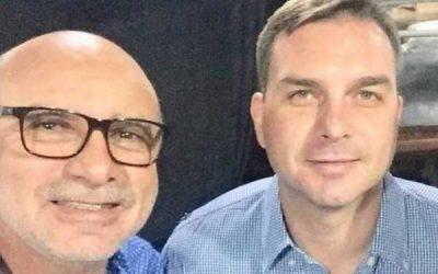 A pedido de Flávio Bolsonaro, STF suspende investigação sobre Queiroz