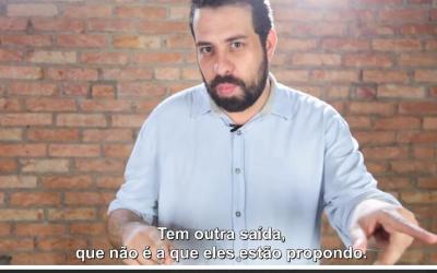 Guilherme Boulos: Reforma da Previdência compromete o futuro do Brasil