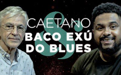 Caetano Veloso entrevista Baco Exu do Blues
