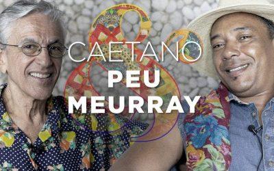 Caetano Veloso entrevista Peu Meurray