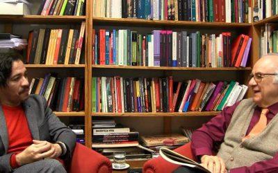 "Boaventura de Sousa Santos entrevista Jean Wyllys: ""Nós queremos os mesmos direitos com os mesmos nomes"""