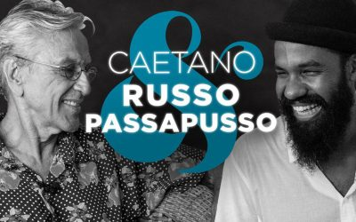 Caetano Veloso entrevista Russo Passapusso