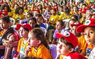 MST repudia ataque da Record contra as Crianças Sem Terrinha
