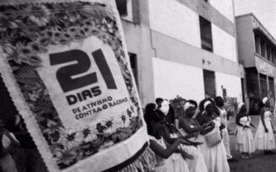 Para fortalecer a luta anti racista, campanha promove 21 dias de ativismo no mês de março