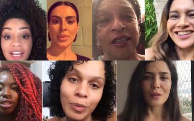 Artistas convocam mulheres para irem às ruas neste 8 de março