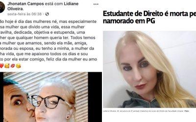 Lidiane Oliveira é mais uma vítima do feminicídio no Brasil