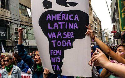A maré feminista é imparável: como foi o #8M2019 no mundo