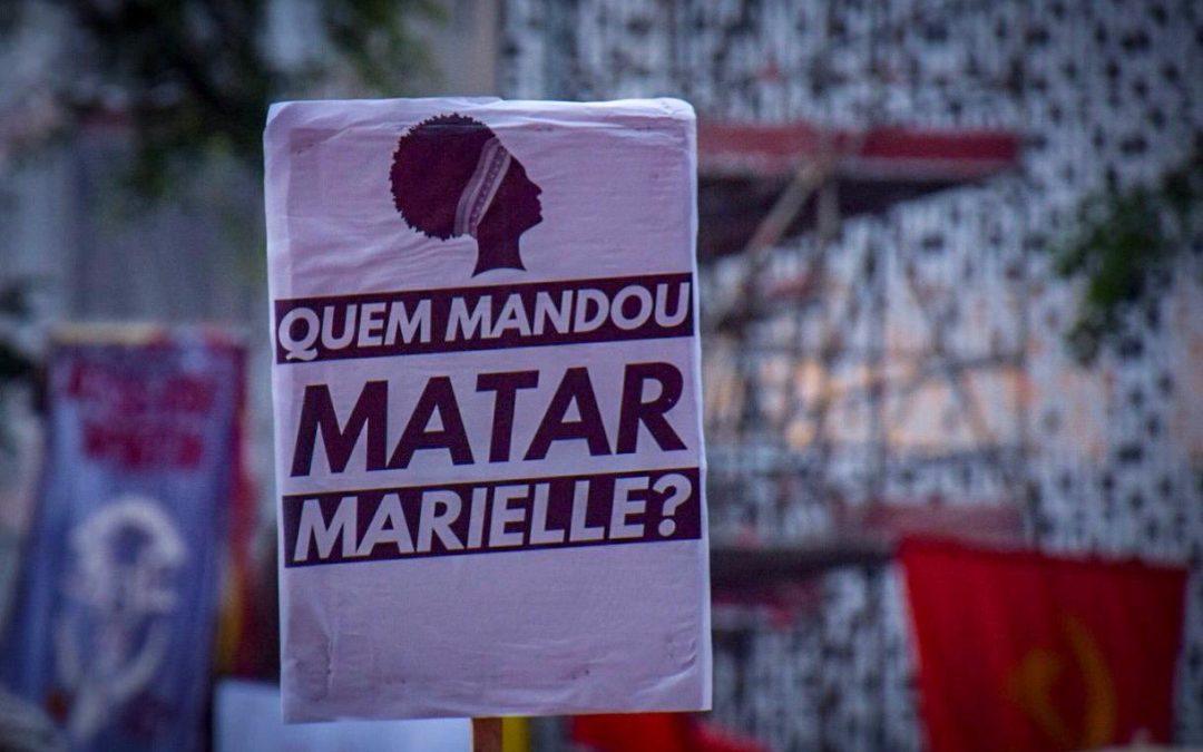 Quem mandou o vizinho do presidente da República matar Marielle?