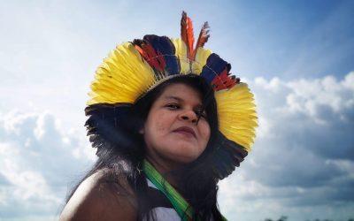 Quem vai salvar a floresta? Entrevista de Sonia Guajajara ao New York Times