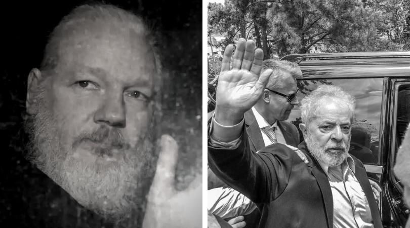 Boaventura de Sousa Santos: A intransparente transparência: Assange, Lula e Moro