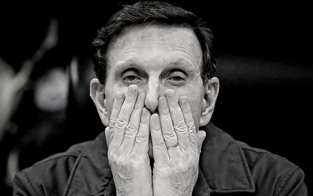 Tainá de Paula: Impeachment? Renuncie, Crivella