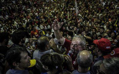 Lula Livre: A bandeira da luta pela democracia