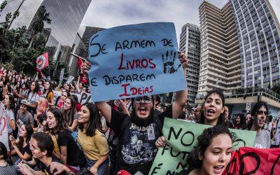 5 motivos para protestar contra os cortes na Educação