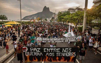 A primeira marcha da maconha com Bolsonaro