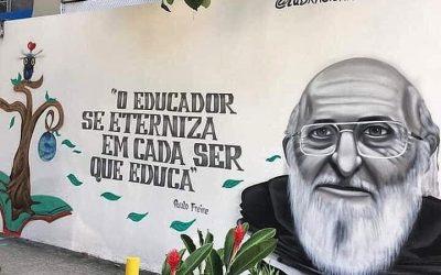 30 de Maio: A teoria de Paulo Freire vai às ruas