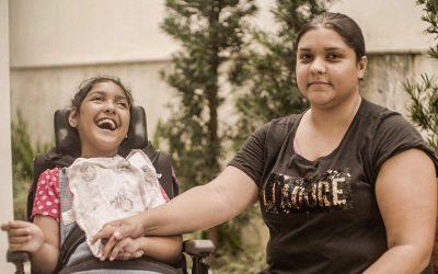 No dia das Mães escute o que Mães de crianças com deficiência têm a dizer