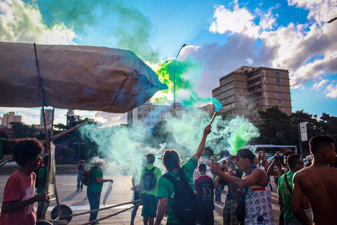 photo 2019 05 25 23 23 22 Marcha da Maconha em BH leva milhares às ruas pela legalização