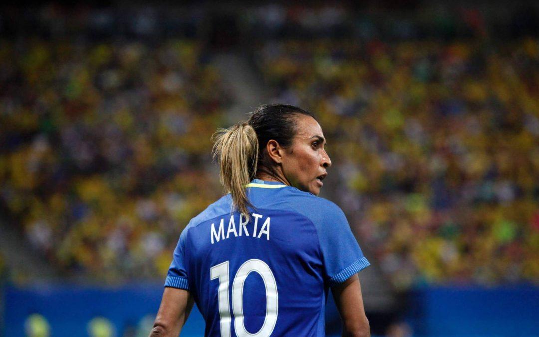 O Mito Marta e a acomodação brasileira