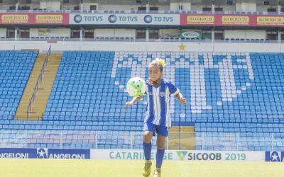 Natália – Um gol para o futebol feminino