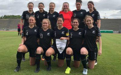 Nova Zelândia tem igualdade salarial entre seleções masculina e feminina de futebol