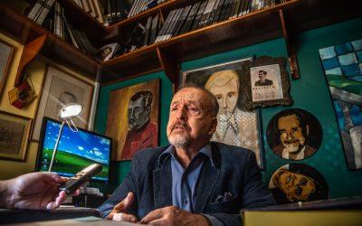"""""""Há um embate claro no Brasil em relação ao processo cultural"""", diz Ricardo Cravo Albin"""