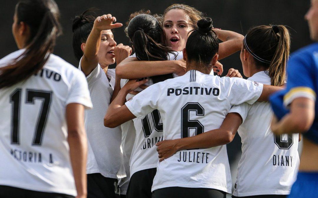 História do futebol feminino do Corinthians
