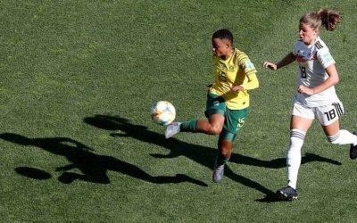 África do Sul se despede da Copa da Mundo Feminina