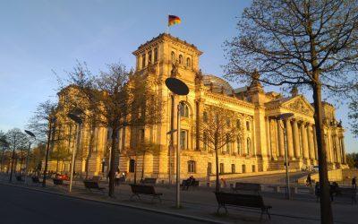 Berlim: 37,5 graus e o sol nunca mais vai se pôr