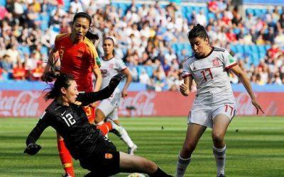 China e Espanha ficam no 0x0, se classificam para as oitavas e aguardam adversárias