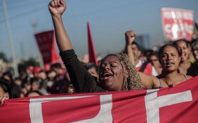 Brasil en paro: primera huelga general en contra de Bolsonaro