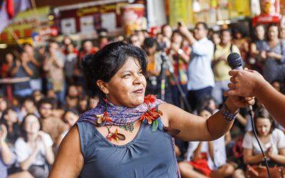 Sonia Guajajara: Despindo o governo
