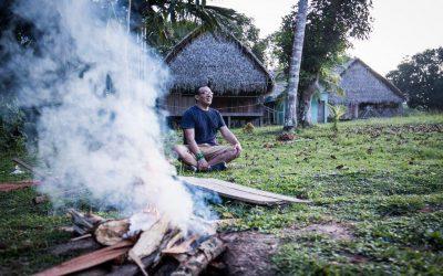 'Aqui não é o quintal de Bolsonaro', afirma líder Ashaninka