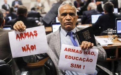 Após derrota na CCJ do Senado, decreto de armas de Bolsonaro será votado com urgência em plenário