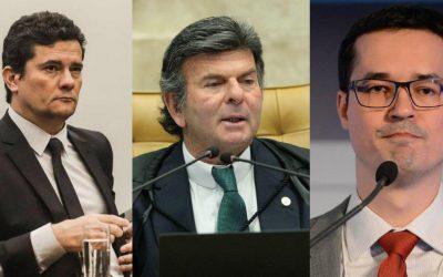 In Moro We Trust: Novas mensagens revelam relação de Moro e ministro do STF