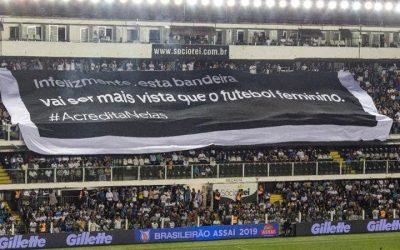 #AcreditaNelas: Recado do Santos para o Brasil