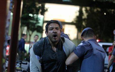 Greve Geral: Ato pacífico é impedido e violentado pela ação da PMSP