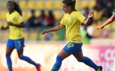 Andressinha é confirmada para substituir Formiga no jogo contra Itália