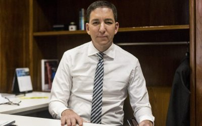 'Moro sabe que a crise está aumentando', afirma Glenn Greenwald em entrevista