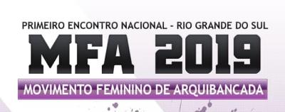 I Encontro Nacional do Movimento Feminino de Arquibancada acontecerá no dia 07/09 Em Porto Alegre