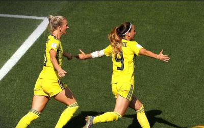 """Suécia aproveita """"pane no sistema"""" inicial da Inglaterra, vence por 2×1 e fica com o terceiro lugar da Copa"""