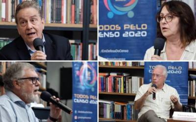 Ex-presidentes do IBGE se manifestam contra mudanças no Censo Demográfico