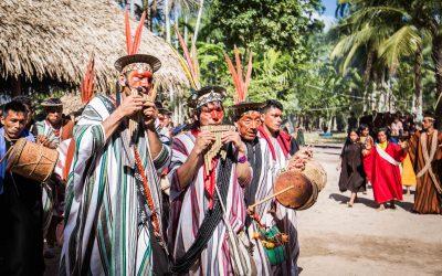 Povo Ashaninka festeja e renova luta contra a destruição da Amazônia