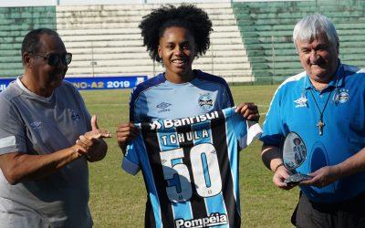 Gurias Gremistas estão na Semifinal do Campeonato Brasileiro de Futebol Feminino A2