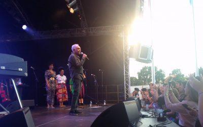 Os Deuses estão em festa: Gilberto Gil em Berlim!