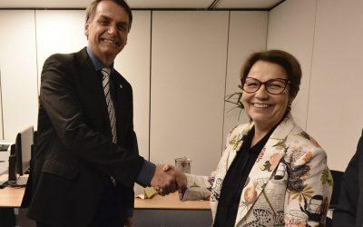 Bolsonaro diz que ampliação de áreas de proteção ambiental 'dificultava o progresso' no país
