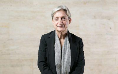 """Judith Butler: A violência coloca a classe """"mulher"""" como ser dispensável"""