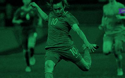 A Copa do Mundo de Futebol Feminino chega ao fim. Nossa admiração não.