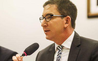 #AOVIVO – Gleen Greenwald participa de audiência no Senado Federal sobre a Vaza Jato