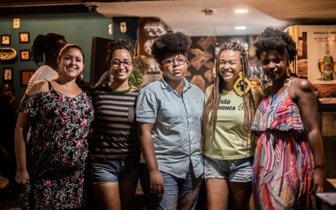 """Moça Prosa: """"Utilizamos o samba como um ato legítimo de denúncia das mazelas da sociedade"""""""
