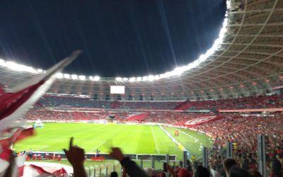 Clubismo ocasiona cena de violência em clássico de futebol no RS
